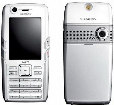 Siemens Siemens SXG75