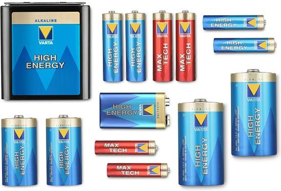 VARTA Triple Energy Fusion Formula