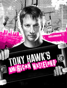 Tony Hawk's American Wasteland لعبة رائعة
