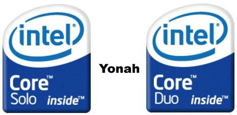 новые логотипы Intel