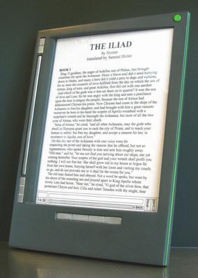 Электронная книга iRex Iliad ER 0100