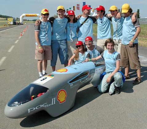 После удачного тестирования PAC-Car II Как сказано на сайте разработчика этого электромобиля, PAC-Car больше не...