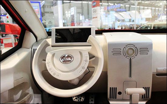 Changfeng Motors LieBao-C1