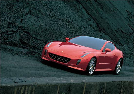 Italdesign Ferrari GG50