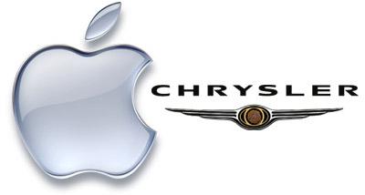 Chrysler Group + Apple