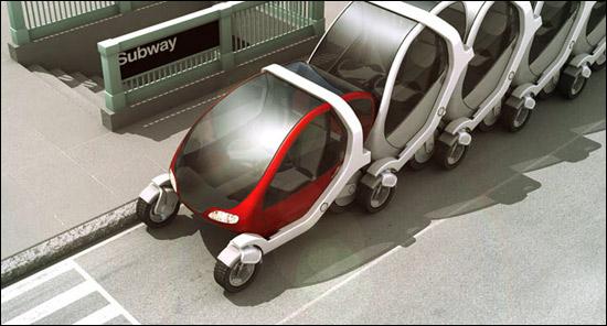City Car Concept