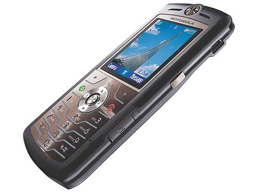 Motorola L7 SLVR