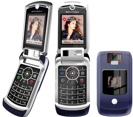 Motorola v3x RAZR