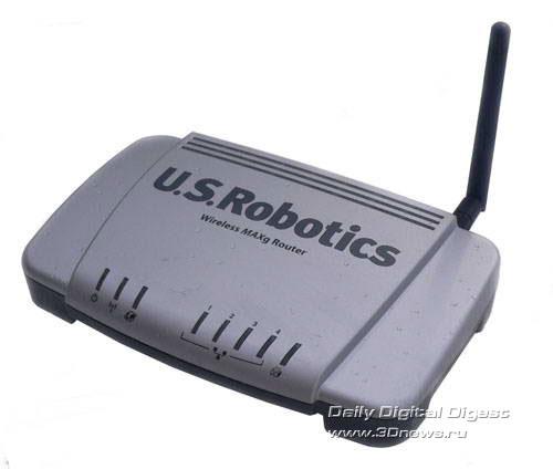 Маршрутизатор U.S.Robotics USR5461