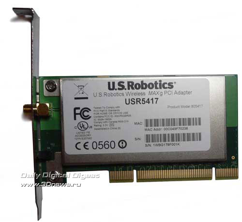 Адаптер USR5417