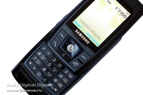Samsung SGH-D820