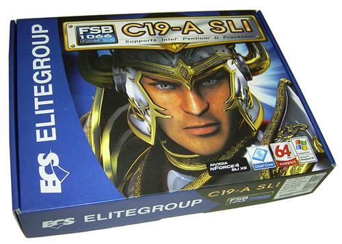 ECS C19-A SLI