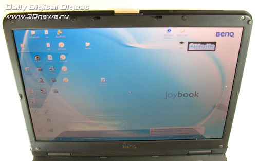 Benq  JoyBook R53