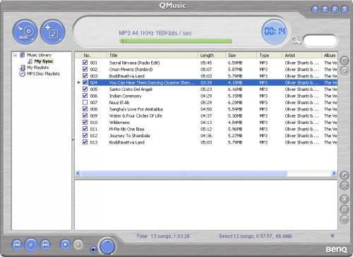 QMusic 2 Benq  JoyBook R53