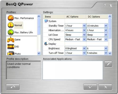 Qpower Benq  JoyBook R53