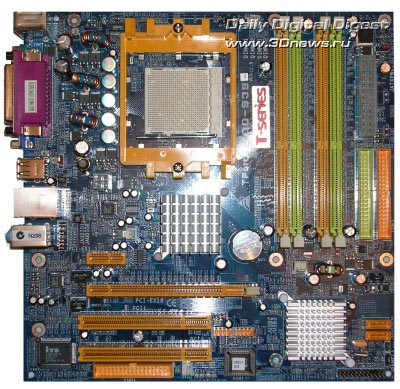 внешний вид платы TForce 6100-939