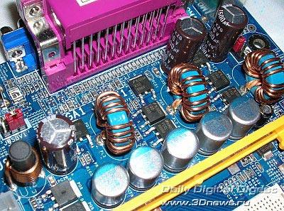 стабилизатор питания процессора