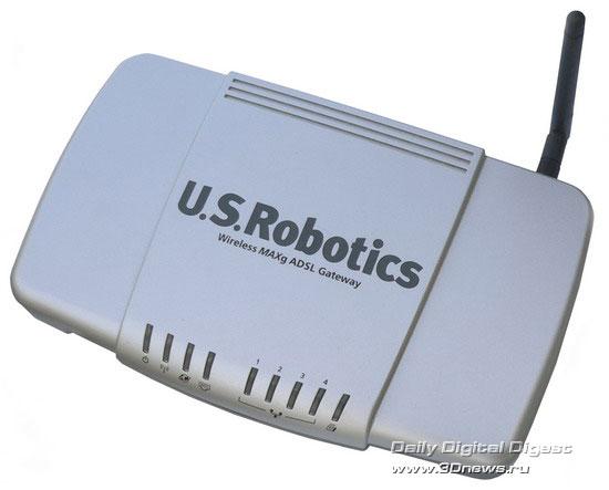 Маршрутизатор U.S.Robotics USR9108
