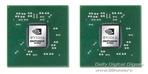 GeForce 6100 и 6150