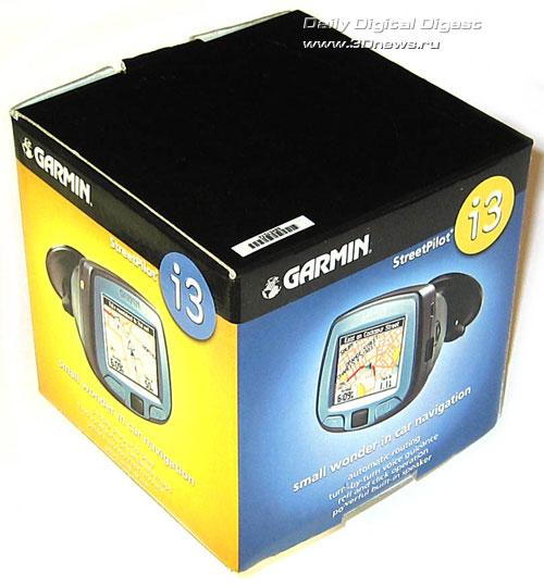 Коробка GARMIN StreetPilot i3