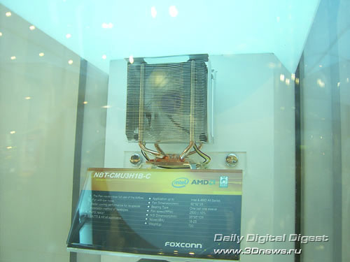 кулер Foxconn NBT-CMU3H1B-C
