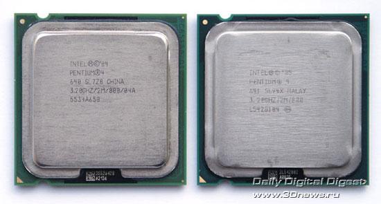 Intel Pentium 4 641