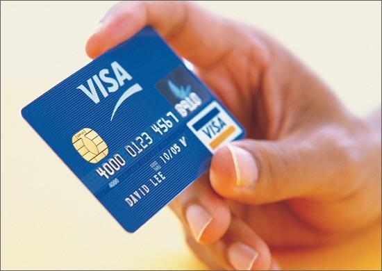 Оплата картой виза в Тобольске