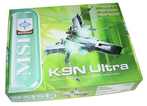 MSI K9N Ultra