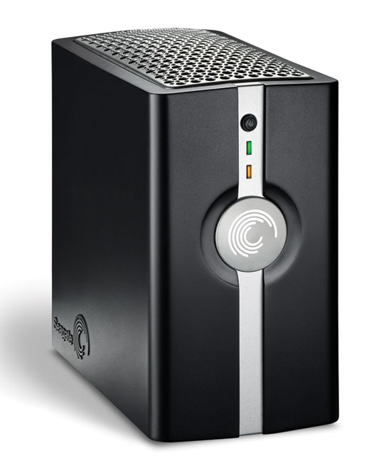 Внешний вид Seagate Mirra Sync and Share Personal Server