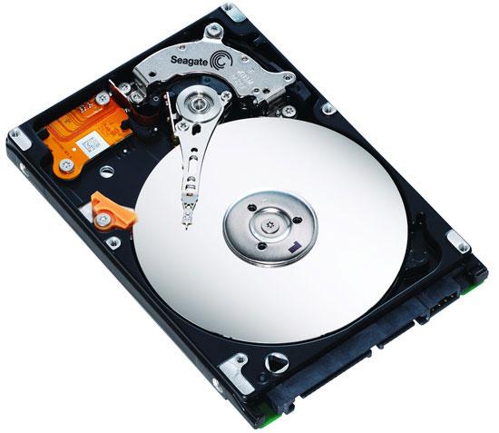 Внешний вид жесткого диска Momentus 5400 PSD