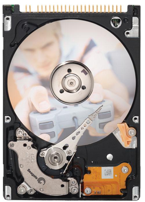 Внешний вид жесткого диска Seagate LD25.2
