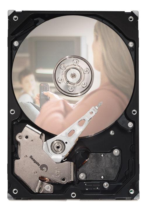 Внешний вид жесткого диска Seagate DB35