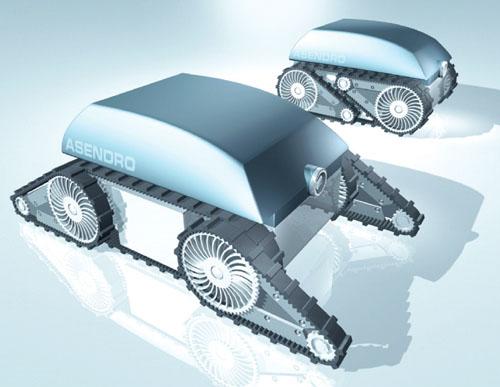 Компьютерная модель ASENDRO