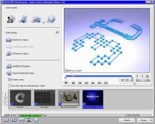 Corel ulead dvd moviefactory pro 7.00.398