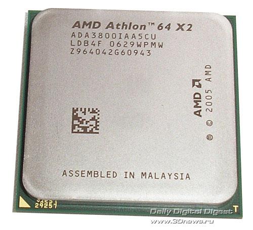 AMD Athlon 64 X2 3600