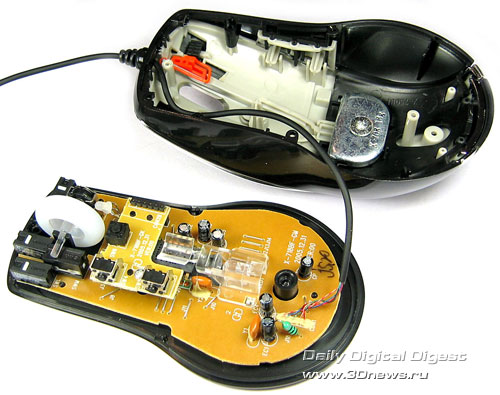 Беспроводная оптическая мышь A4Tech G7-750.