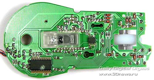 Нужна схема мыши A4tech X7 модель X-750F или фото платы со стороны поводки.