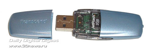 JetFlash 120 без упаковки