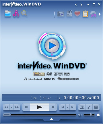 InterVideo WinDVD Platinum v8.0.6.109 - это мощнейший инструмент для…