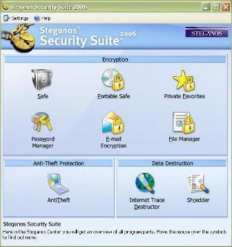 Steganosinternetsecurity