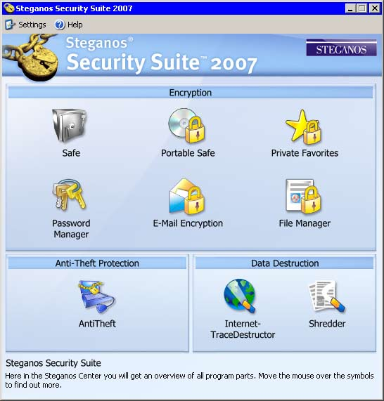 Кроме того, в Steganos Privacy Suite включен Internet Trace. . IPDbrute (L