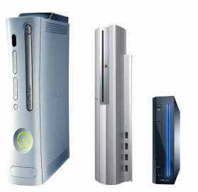 PS3, Xbox360, Wii
