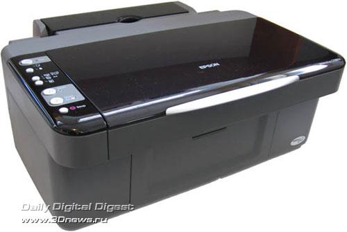 Внешний вид Epson CX3900