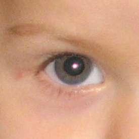 HP Photosmart Essential - устранение красных глаз