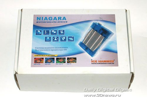 Ice Hammer IH-NIAGARA FULL