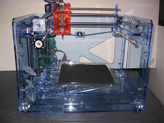 3D-фабрика своими руками за $2400