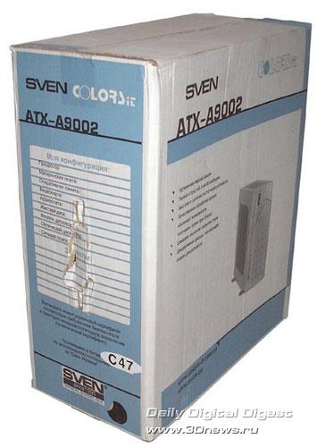 традиционная для COLORSit картонная коробка
