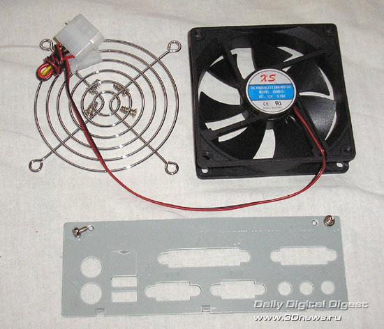 вентилятор COLORSit ATRIX A-9002