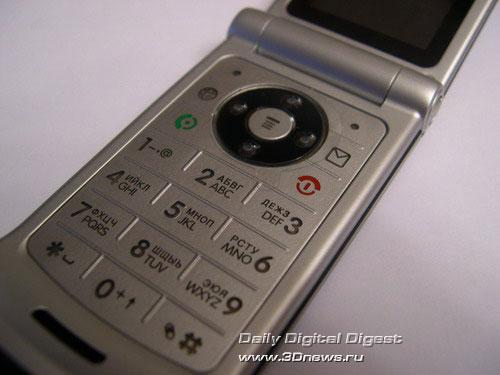 клавиатура Motorola W375