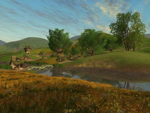 MMORPG The Lord of the Rings Online: Shadows of Angmar